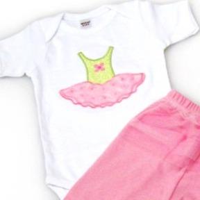 Ballerina Tutu Cute Onesies & T-Shirts