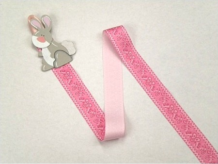 Bunny Barrette Holder