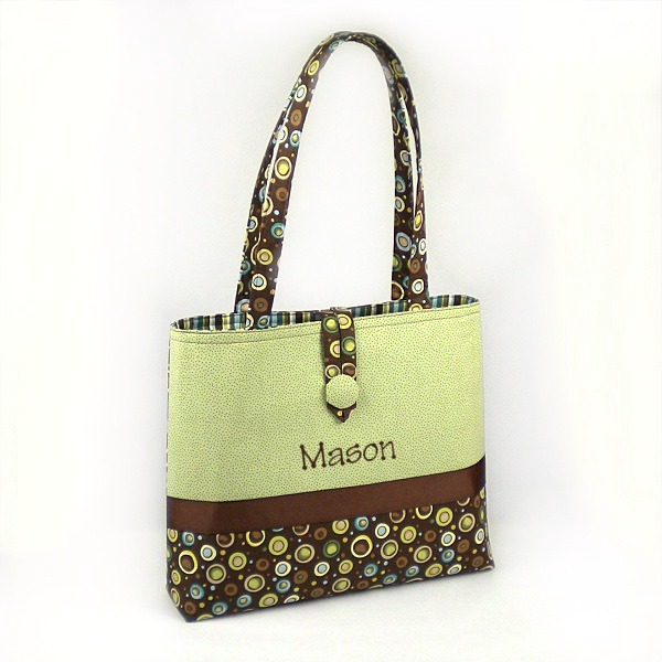 Bubbles Personalized Mommy on the Go Bag