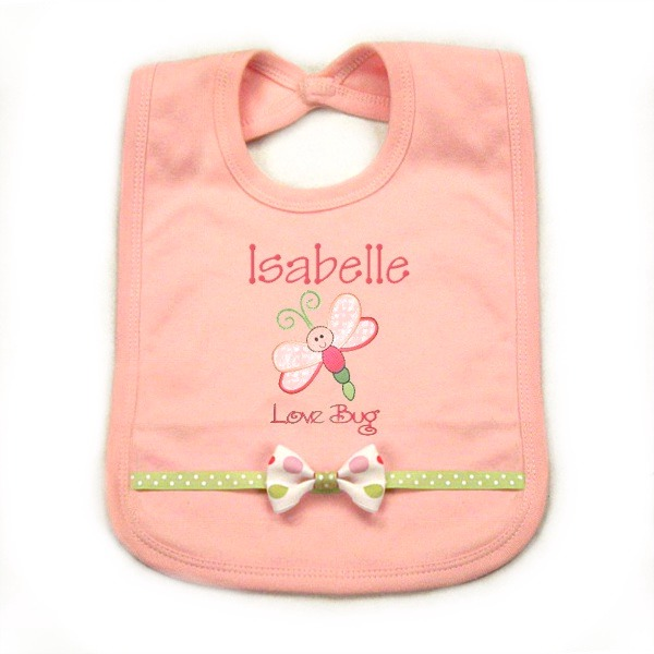 Firefly Personalized Bib