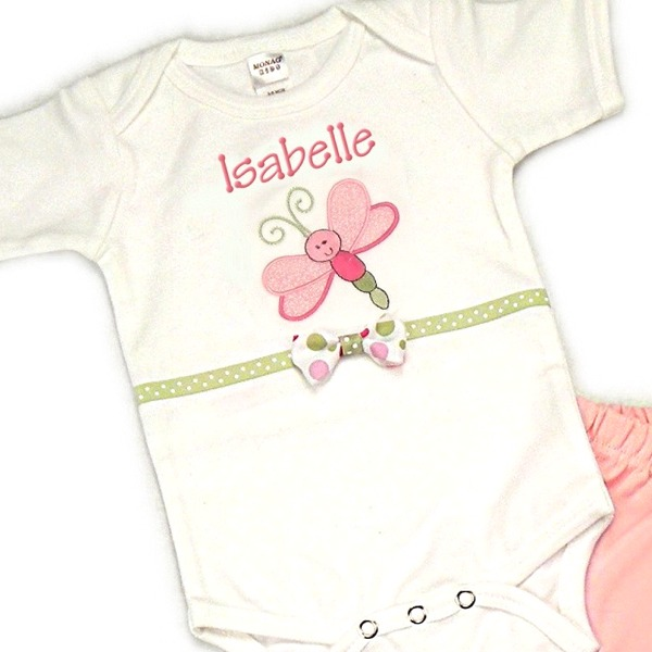 Firefly Personalized Onesies & T-Shirts