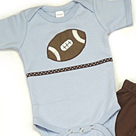 Football Onesies & T-Shirts