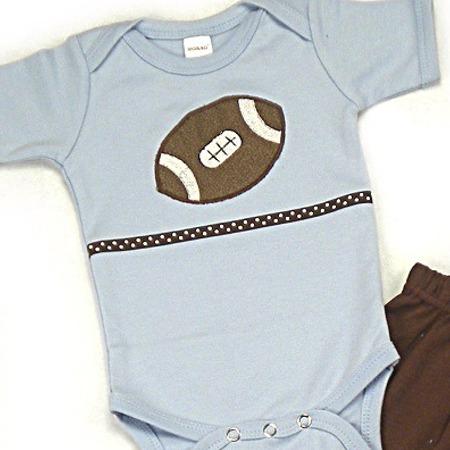 Football Onesies & T-Shirts