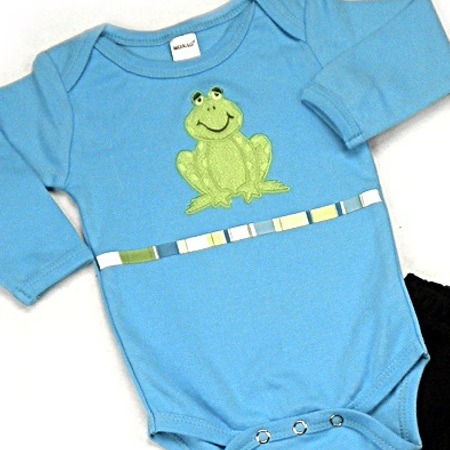 Frog Onesies & T-Shirts