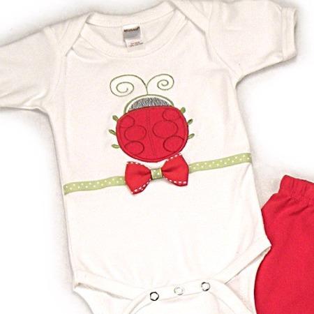Ladybug Onesies & T-Shirts