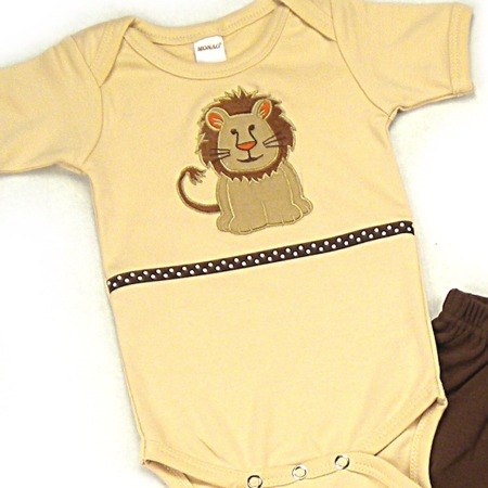 Lion Onesies & T-Shirts