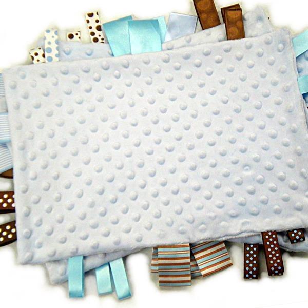 Tag-Along Blankets