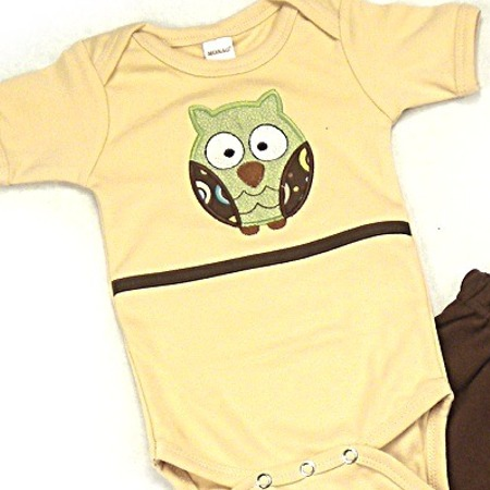 Owl Onesies & T-Shirts