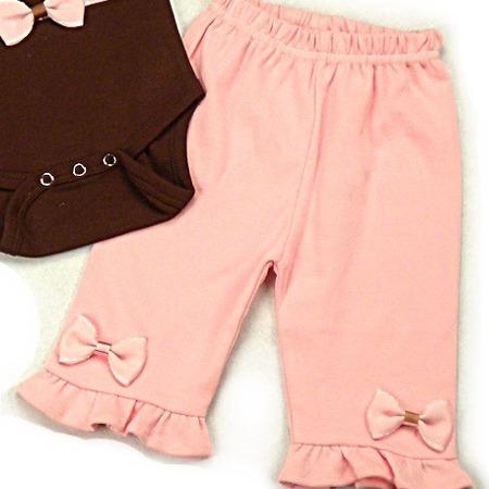 Pink Monkey Pants