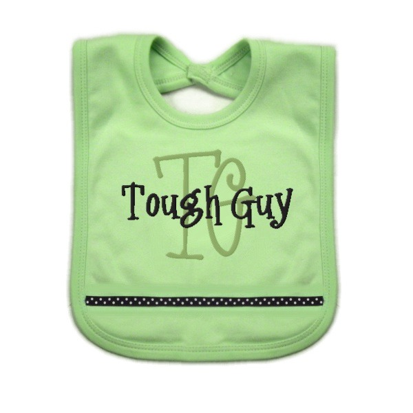 Tough Guy Bib