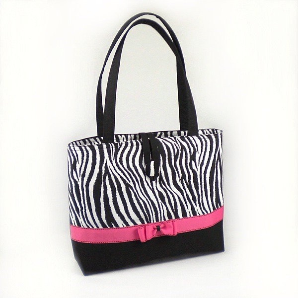 Zebra Mommy on the Go Bag