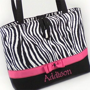 Personalized Mommy on the Go Bags